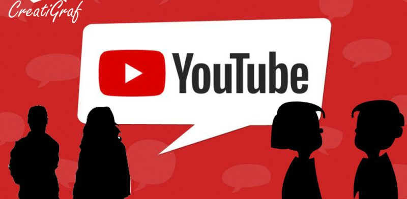 youtube - creatigraf
